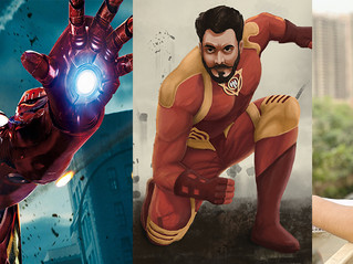 Let's bring back our love for Indian superheroes: Dushyant Kapoor