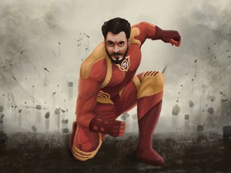 Mahakaal - Indian Superhero