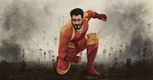 Mahakaal indian superhero