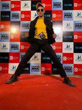 Anand Badoniya at Suitboy Launch event