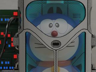 Indian Doraemon is quite emotional