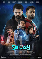 Suitboy Poster