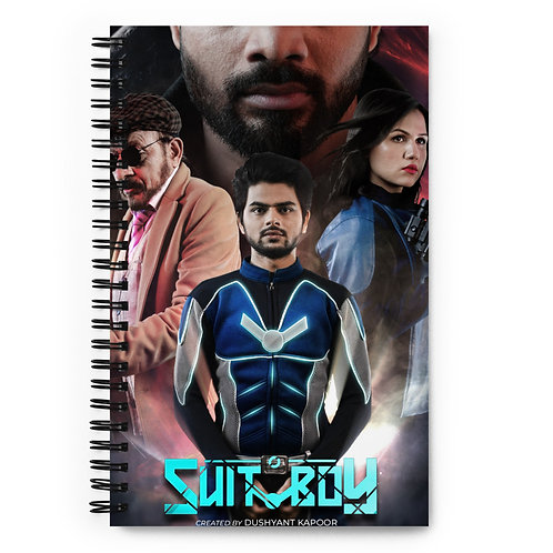 Suitboy Notebooks