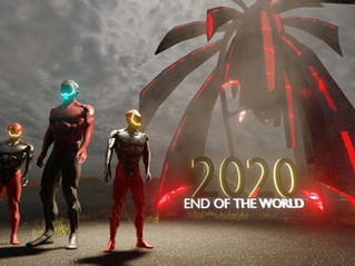 2020 : End of the world?  A Sci-Fi shortfilm.
