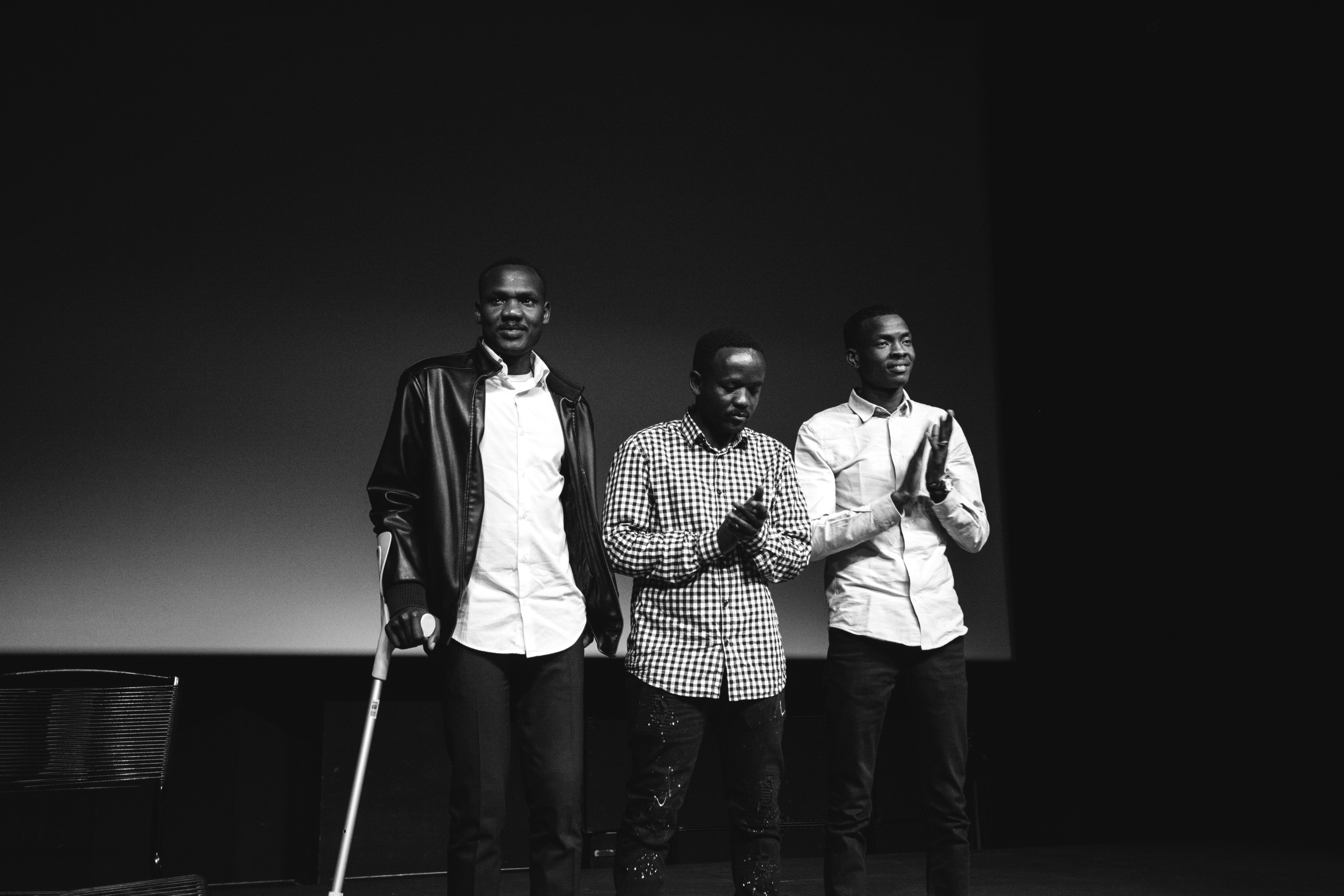 Documentaire asma - les soudanais