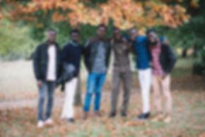 Documentaire asma - réfugiés soudanais