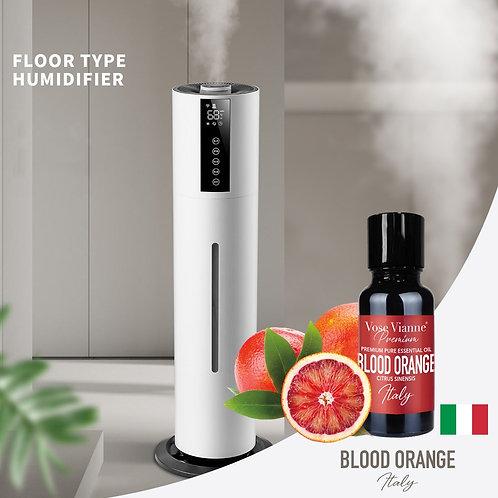 Intelligent Humidifier 7.5 Litre Set - Blood Orange (Italy)