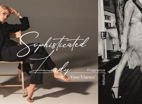 Female Fragrance#5: Sophisticated Lady