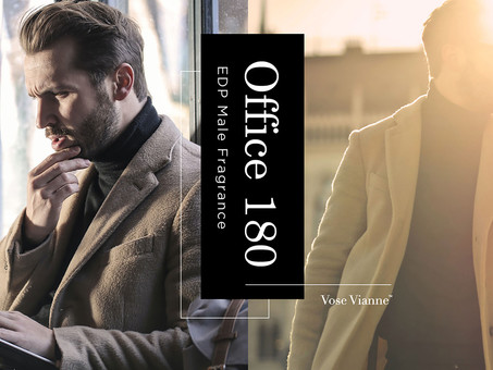 2020 Male Fragrance Series #2 that creates the first impression and leave the lasting impression