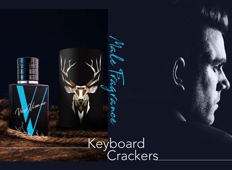 男香水系列#4:【 Keyboard Crackers】每天在紧张的工作环境下舒缓情绪,真的很重要!