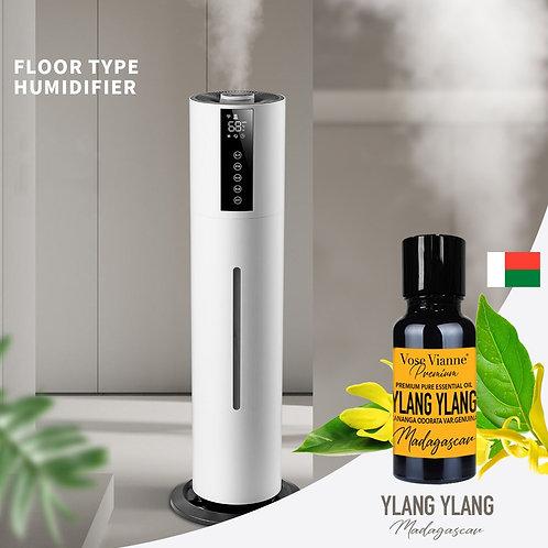 Intelligent Humidifier 7.5 Litre Set - Ylang Ylang (Madagascar)
