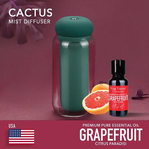 Cactus Diffuser Set - Grapefruit (USA)