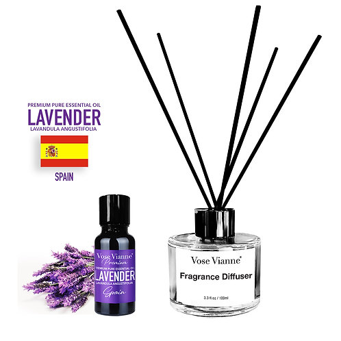 Fragrance Diffuser Lavender - Spain