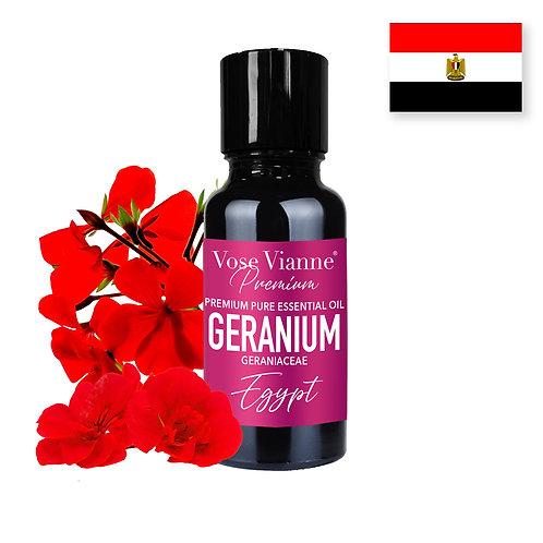 Geranium Essential Oil (Egypt)