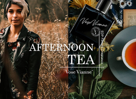 2020 Female Fragrance Series #2: A fragrance that is as rejuvenating as afternoon tea