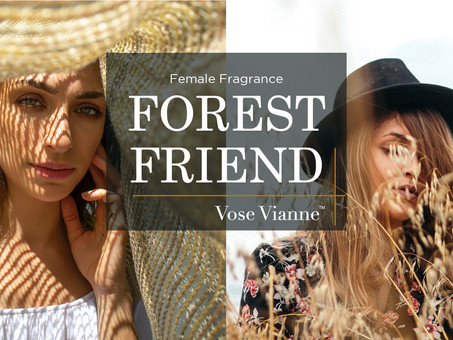 2020 Female Fragrance#7: Forest Friend