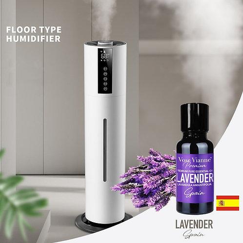 Intelligent Humidifier 7.5 Litre Set - Lavender (Spain)