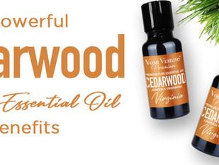 9 Powerful Vose Vianne Cedarwood Essential Oil Benefits
