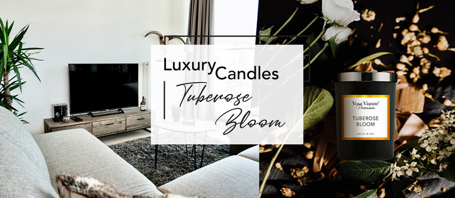 The Benefits of Lighting Vose Vianne Luxury Scented Candles