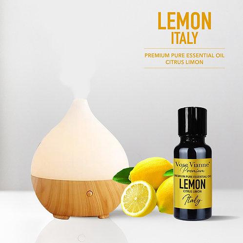 Pyrus Mist Diffuser Set - Lemon (Italy)