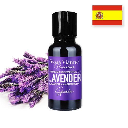 Lavender Essential Oil (Spain)