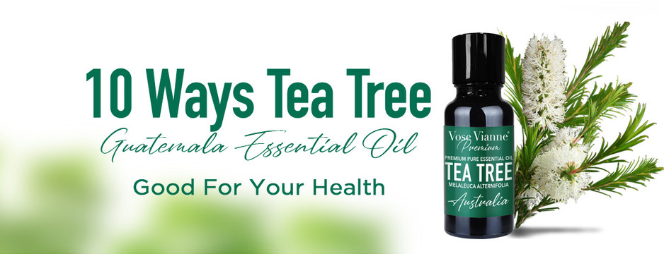 10 Ways Vose Vianne Tea Tree Oil is Good for Your Health