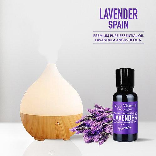 Pyrus Mist Diffuser Set - Lavender (Spain)