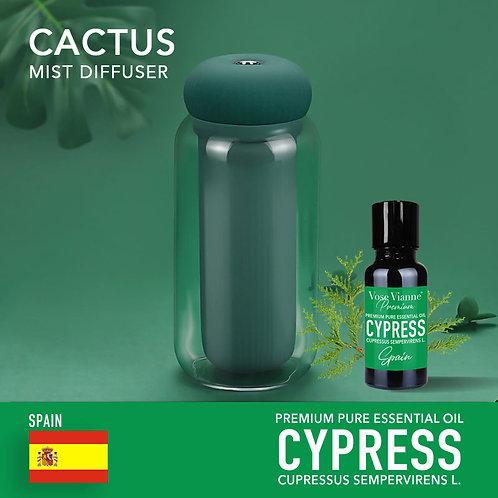 Cactus Diffuser Set - Cypress (Spain)