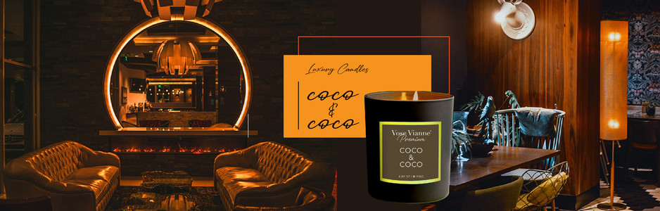 世界唯一出自马来西亚的可可与咖啡香薰蜡烛
