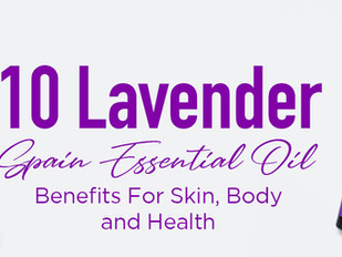 10 Vose Vianne Lavender Essential Oil Benefits For Skin, Body And Health