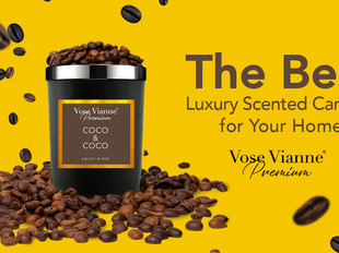 The Best Luxury Scented Candles for Your Home – Vose Vianne