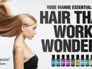 Vose Vianne Best Essential Oils for Hair That Work Wonders