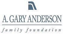A  Gary Anderson Family Foundation logo.