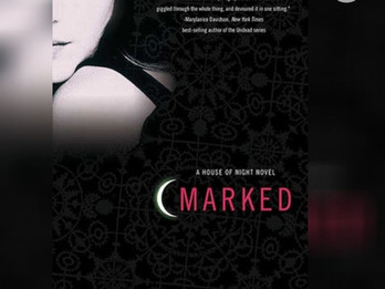 Book Review: House of Night series by PC and Kristen Cast (Books 1-3)