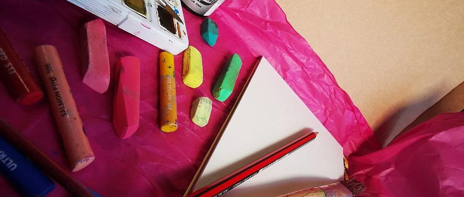 Art Magique- Creative Session Box