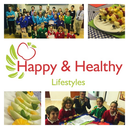 Happy and Healthy Lifestyles Celebration Event