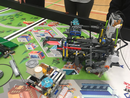 Lego League returns to Furness