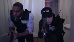 Precinct 757-AMTV trailer