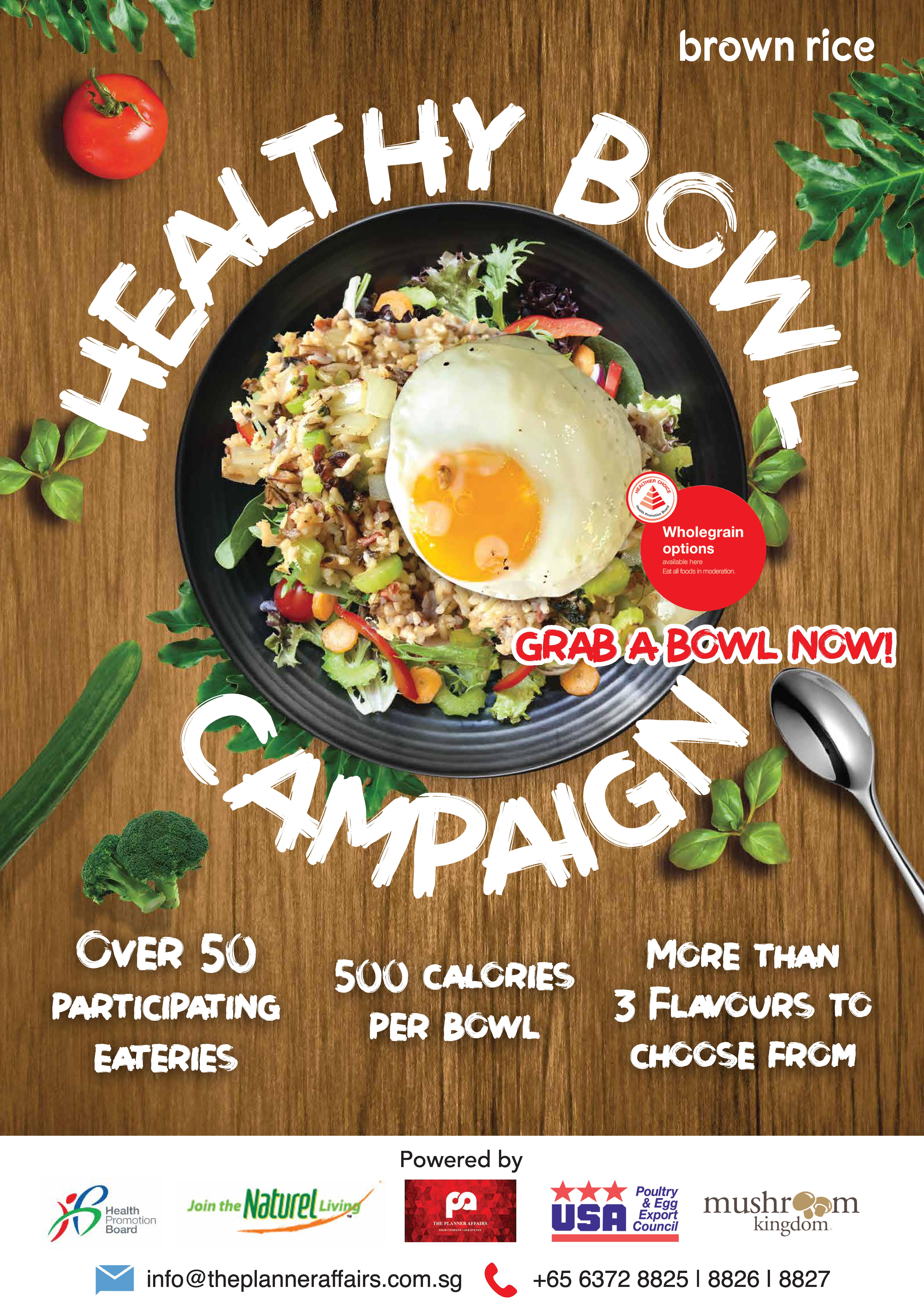 Healthy Bowl Campaign