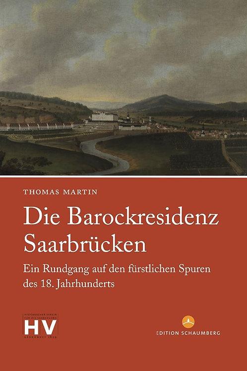 Die Barockresidenz Saarbrücken