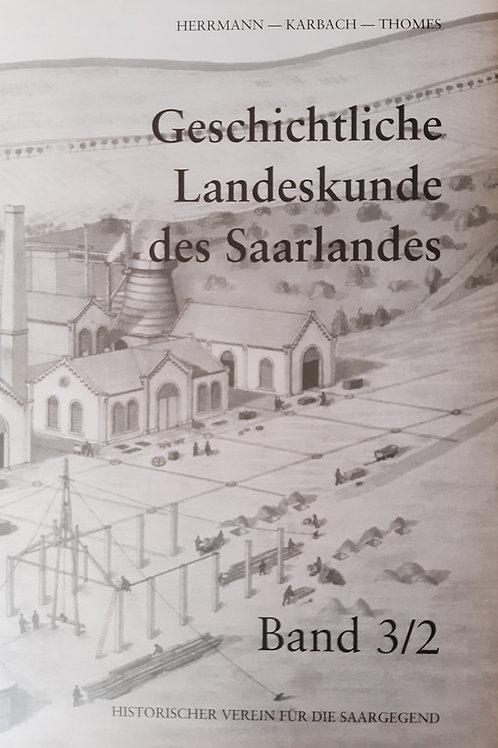 Geschichtliche Landeskunde des Saarlandes