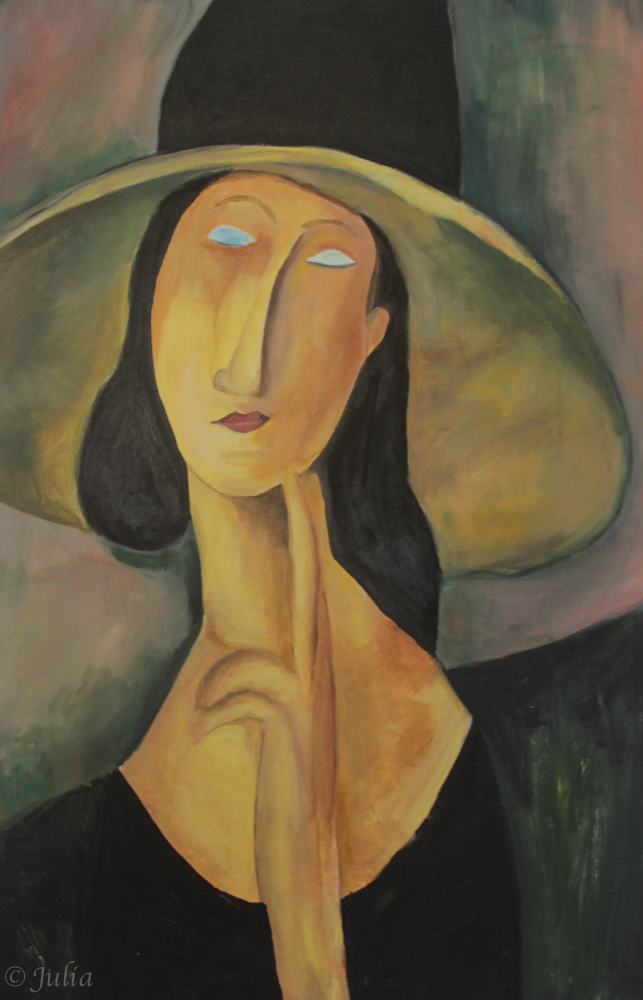 copy of Modigliani