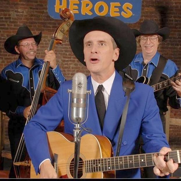 Hank and My Honky Tonk Heroes