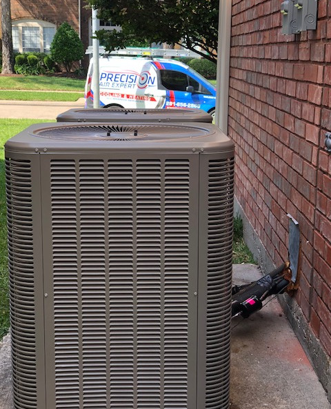 New Lennox Condenser Units