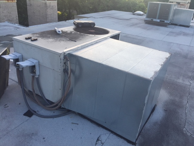 Rooftop Package Unit