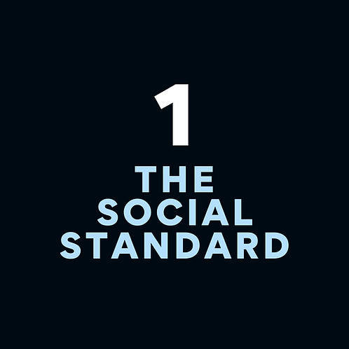 THE SOCIAL STANDARD