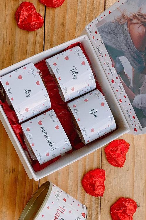 Caixa Feliz Dia dos Namorados