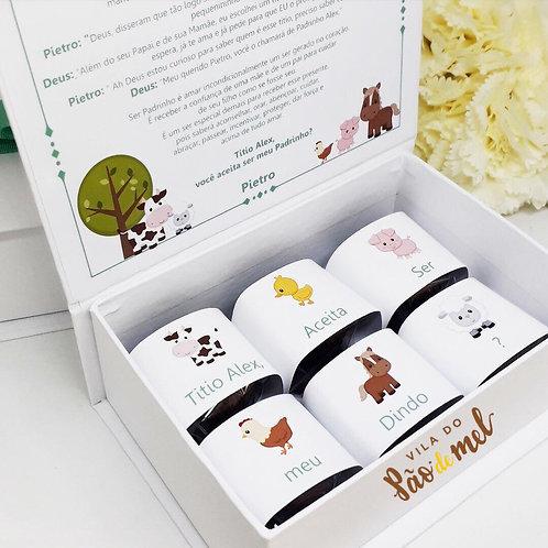 Padrinho Box - Personalizada com você quiser