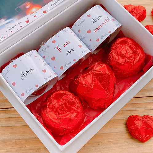 Caixa Amor Eterno