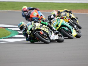 Tyre troubles frustrate Hopkins at Silverstone